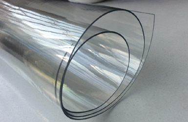 【Plastic film BU】PVC clear soft glass film